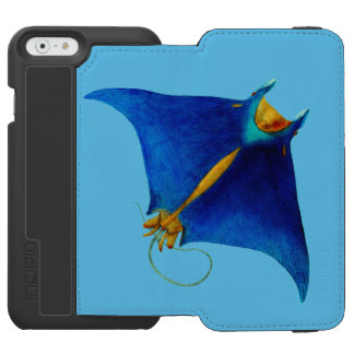 manta ray incipio watson™ iPhone 6 wallet case