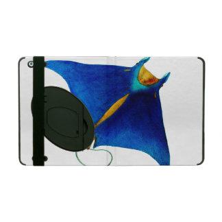 manta ray iPad cover