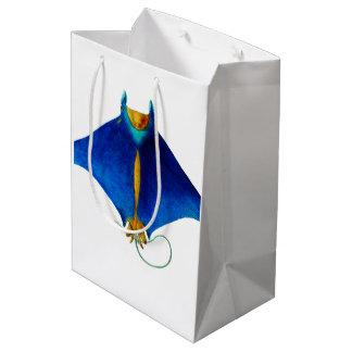 manta ray medium gift bag