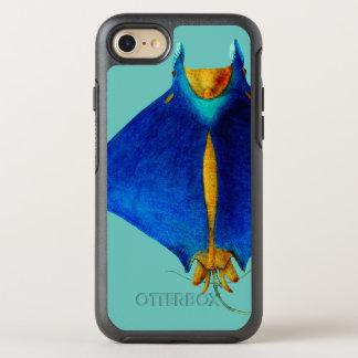 manta ray OtterBox symmetry iPhone 8/7 case