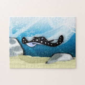 Manta Ray (Stingray) Puzzle