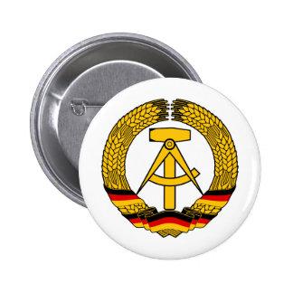 Manteau de l Allemagne de l Est des bras du joint Badge Avec Épingle