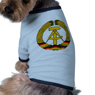 Manteau de l Allemagne de l Est des bras du joint Manteau Pour Animal Domestique