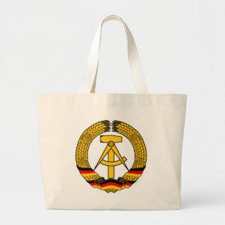 Manteau de l Allemagne de l Est des bras du joint Sac