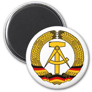 Manteau de l'Allemagne de l'Est des bras/du joint  Magnets Pour Réfrigérateur