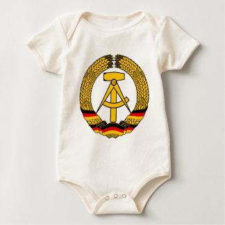 Manteau de l'Allemagne de l'Est des bras/du joint Body Pour Bébé