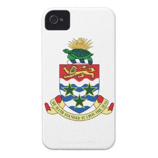 Manteau des Îles Caïman des bras Étui iPhone 4