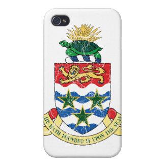 Manteau des Îles Caïman des bras Coque iPhone 4 Et 4S