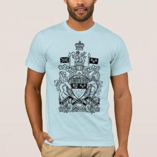 Manteau du Canada des bras - crête du Canada T-shirt