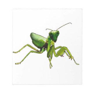 Mantis Notepad