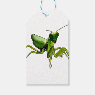 Mantis Pack Of Gift Tags