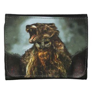 Mantle of the bear wallet
