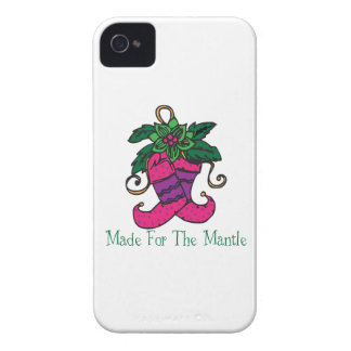 Mantle Stocking Case-Mate iPhone 4 Cases
