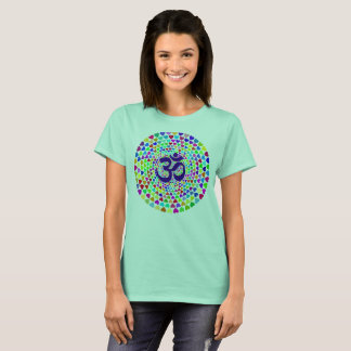 Mantra OM Mandala Women`s T-Shirt