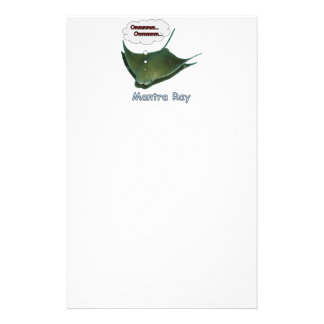 Mantra Ray Stationery