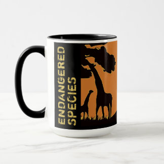MANUAL - Endangered Mug