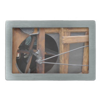 Manual machine used to shell the corn rectangular belt buckle
