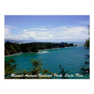 Manuel Antonio National Park, Costa Rica Poster