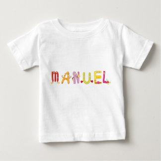 Manuel Baby T-Shirt