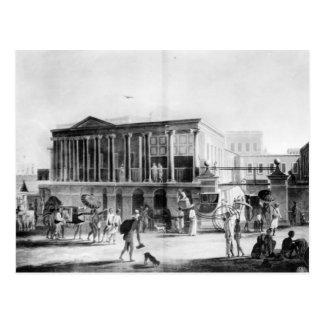 Manufactory and Bazaar, Calcutta House Postcard