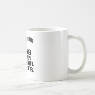 Manufactured  In 1959 With 100 % Original Parts Coffee Mug