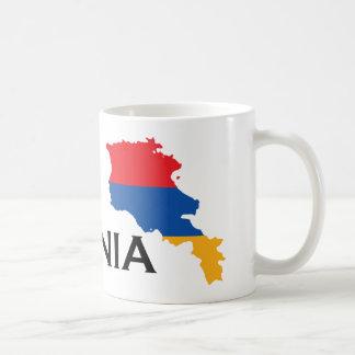 Manufactured In Armenia Coffee Mug