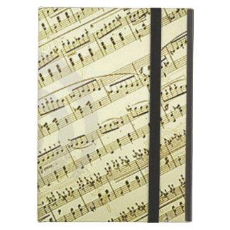 Manuscript Cover For iPad Air
