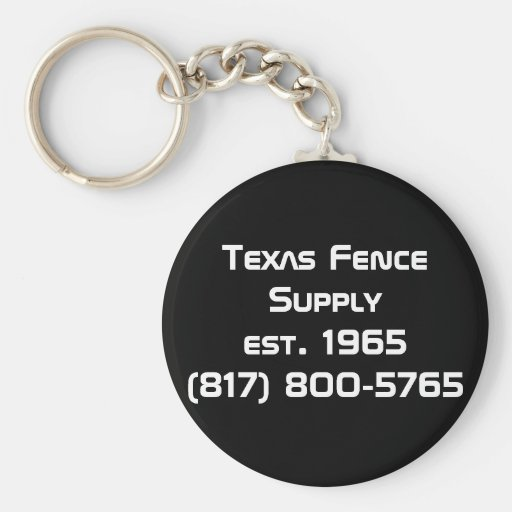 Manuscrit brutal Keychain de TFS Porte-clef