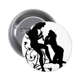 ManWoman1 2 Inch Round Button