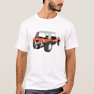 Manx Buggy Back T-Shirt