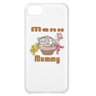 Manx Cat Mom iPhone 5C Cover