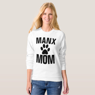 MANX MOM, CAT t-shirts