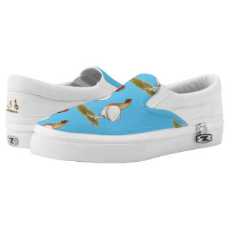 Manx Rumpies Slip-On Sneakers