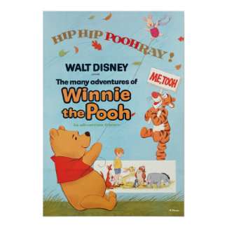 Many Adventures of Winnie The Pooh | Movie Poster