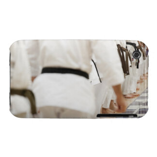 Many black belts Case-Mate iPhone 3 case