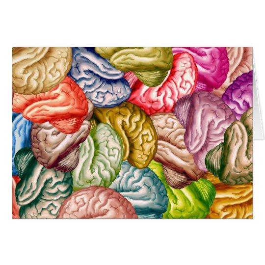 Many Brains Card