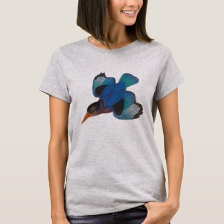 Many-Colored Kingfisher Tee