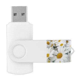 many Daisies USB Flash Drive