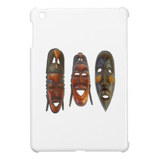 Many Faces iPad Mini Case