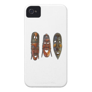 Many Faces iPhone 4 Case-Mate Case