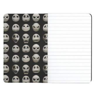 Many Faces of Jack Skellington - Pattern Journal