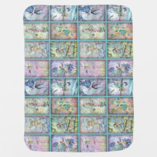 Many Fairies Magical Blanket