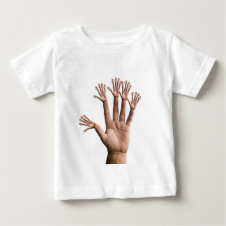 Many Hands Baby T-Shirt