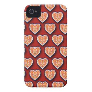 Many Hearts iPhone 4/4S Case