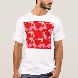 Many Hearts Nightshirt T-Shirt