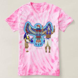 Many Horus Ladies Tie-Dye T-Shirt