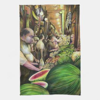 Many Men, Many Melons, Budapest Towel