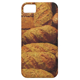 Many mixed breads and rolls background iPhone 5 case