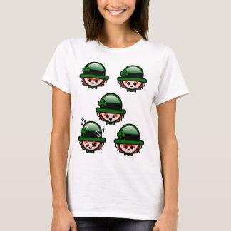 Many Moods St. Patrick's Day T-Shirt
