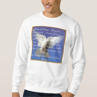 Many Names, One Christ Sweatshirt